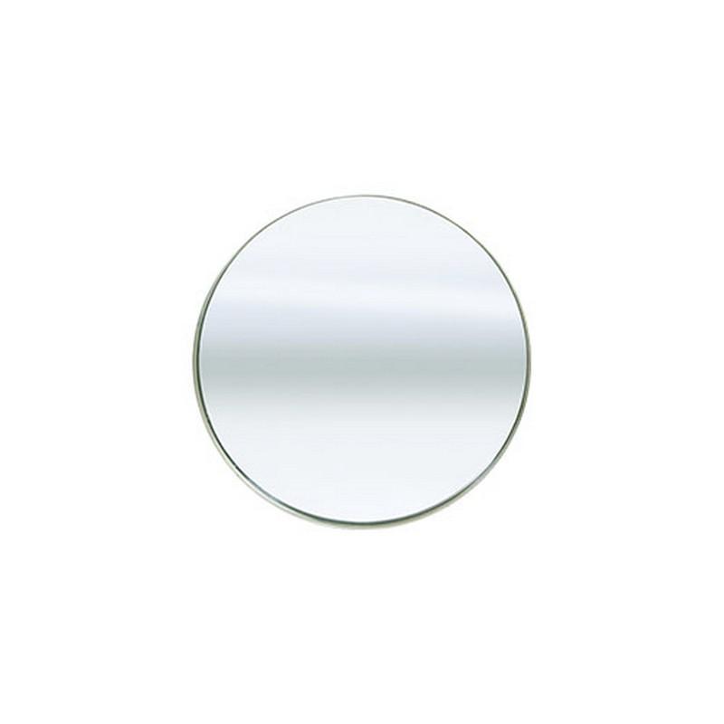 espejo a muro circular